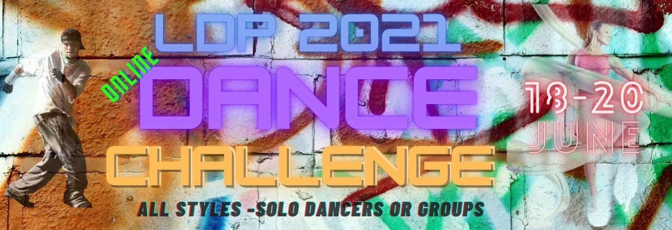 LDP Heather online dance challenge